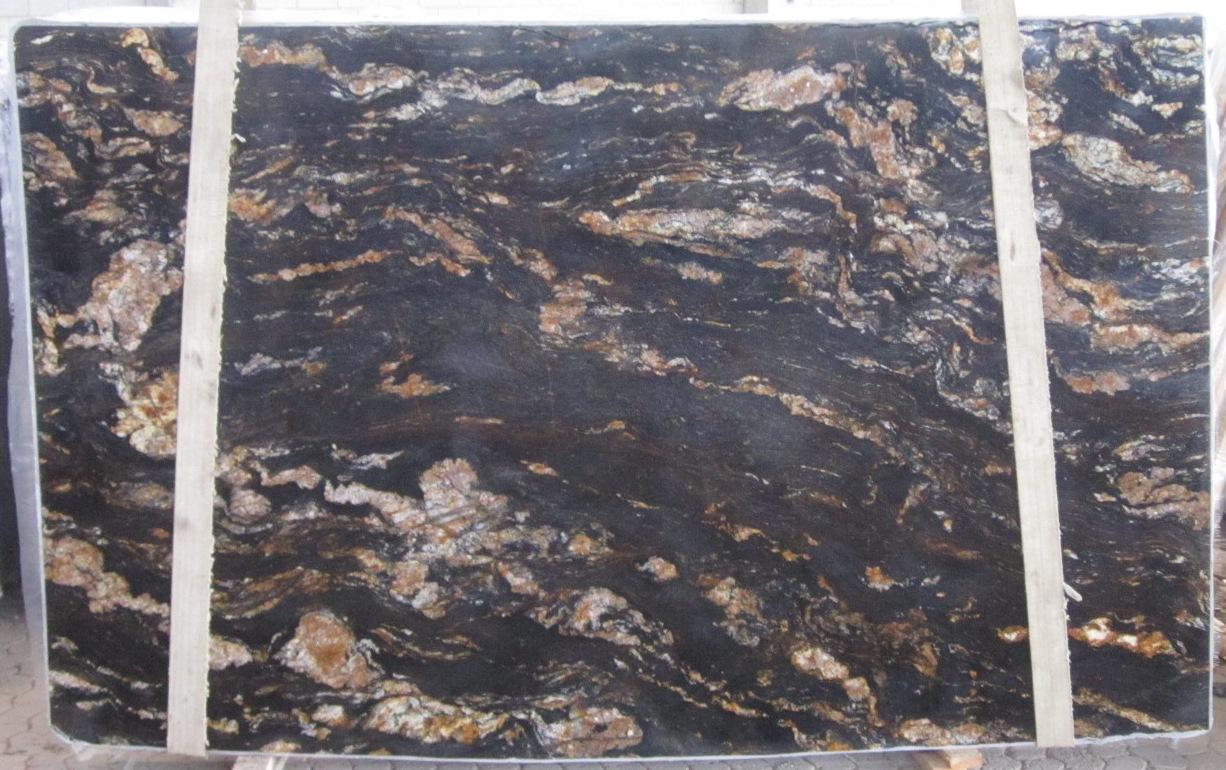 Magma Black Granite : Magma black granite slabs clickgranite news